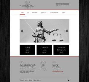 David L Moore Hammer Solutions Inc Website Design Fort Smith Arkansas