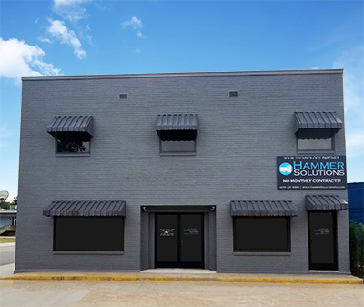 Hammer Solutions Inc Fort Smith Arkansas Your Technology Partner - NEW Web Size